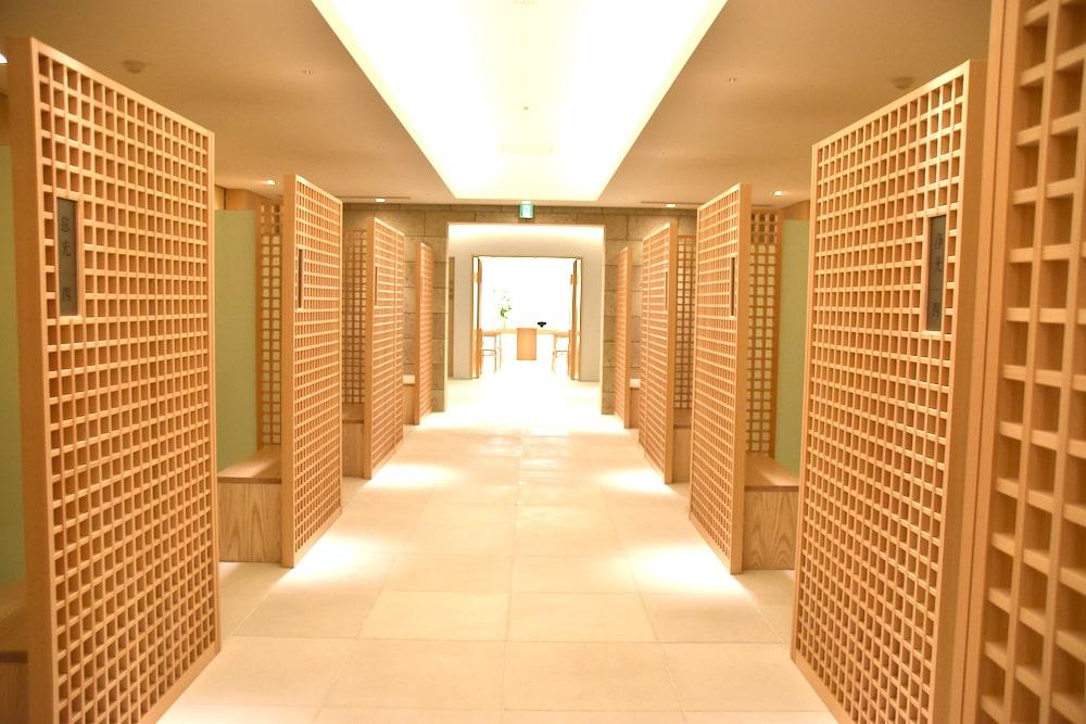 3階参拝室